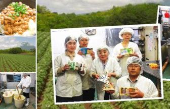 有限会社 羊蹄食品 なかいさんちの手作り納豆